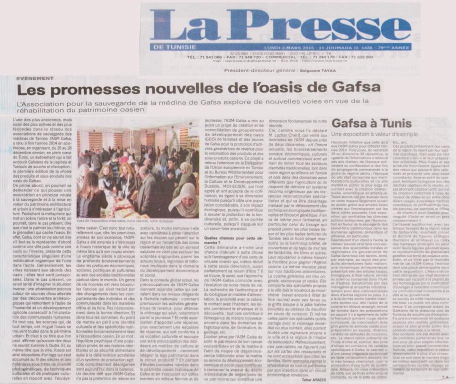 article La Presse